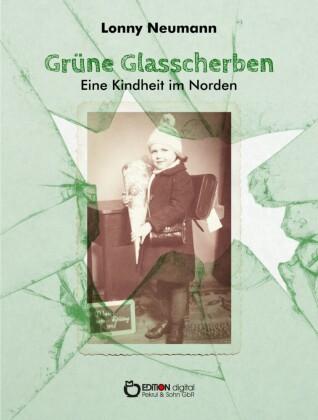 Grüne Glasscherben - Eine Kindheit im Norden
