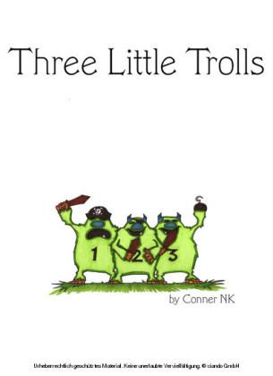 Three Little Trolls