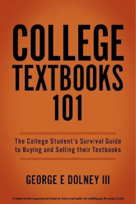 College Textbooks 101