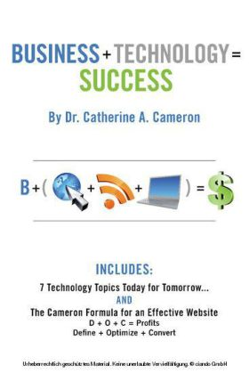 Business + Technology = Success