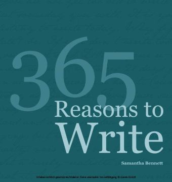 365 Reasons To Write