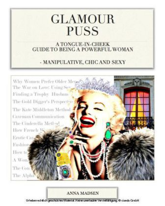Glamour Puss - a Tongue-in-Cheek Guide to Being a Powerful Woman