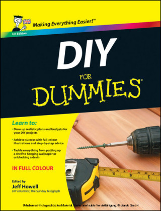 DIY For Dummies, UK Edition
