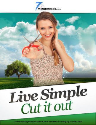 Live Simple - Cut it Out