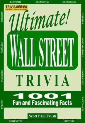 Ultimate Wall Street Trivia