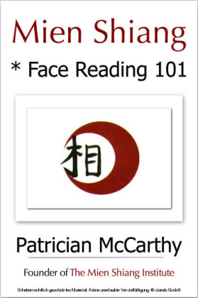 Mien Shiang Face Reading 101
