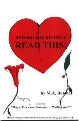 Before The Divorce Read This!