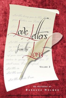 Love Letters from the Lord (Volume 2)