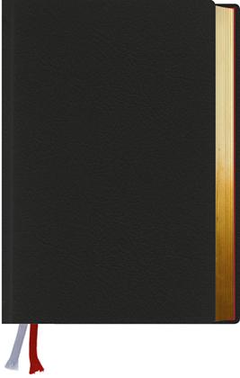 Gotteslob Großdruck, Ausgabe der Diözese Rottenburg-Stuttgart, Leder schwarz
