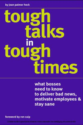 Tough Talks? in Tough Times