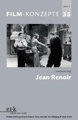 FILM-KONZEPTE 35 - Jean Renoir