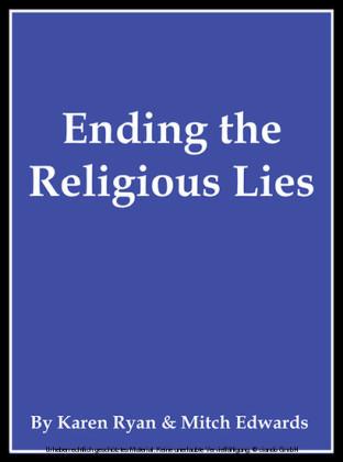 Ending the Religious Lies