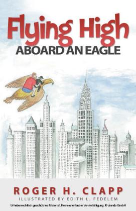 Flying High Aboard An Eagle