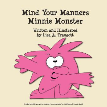 Mind Your Manners Minnie Monster