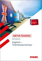 Englisch Themenwortschatz Gymnasium Cover