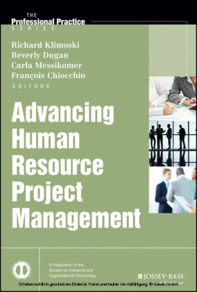 Advancing Human Resource Project Management