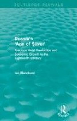 Russia's 'Age of Silver' (Routledge Revivals)