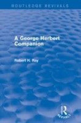 George Herbert Companion (Routledge Revivals)