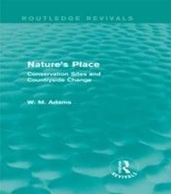 Nature's Place (Routledge Revivals)