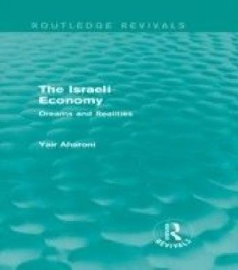 Israeli Economy (Routledge Revivals)