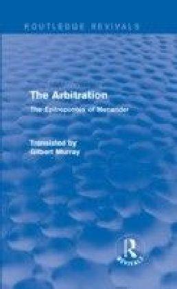 Arbitration (Routledge Revivals)