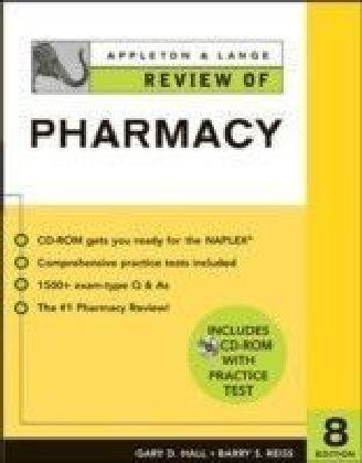 Appleton & Lange Review of Pharmacy (E-Book)