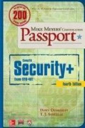 Mike Meyers CompTIA Security+ Certification Passport, Fourth Edition (Exam SY0-401)