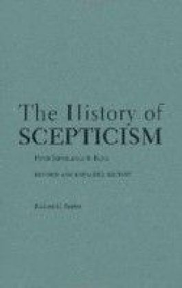 History of Scepticism: From Savonarola to Bayle