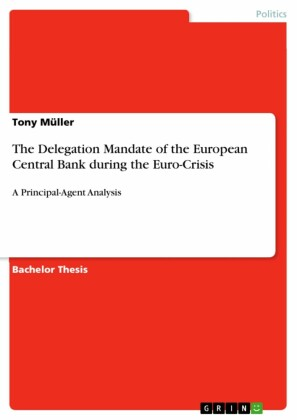 The Delegation Mandate of the European Central Bank during the Euro-Crisis