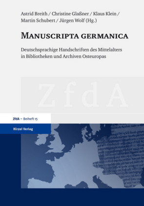 Manuscripta germanica