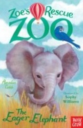 Zoe's Rescue Zoo - The Eager Elephant
