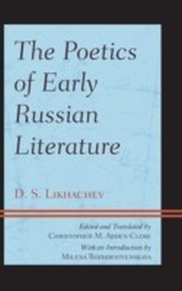 Poetics of Early Russian Literature