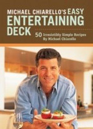 Michael Chiarello's Easy Entertaining Deck