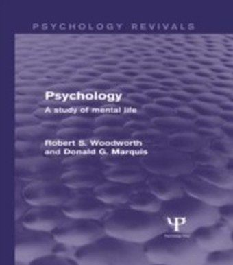Psychology (Psychology Revivals)