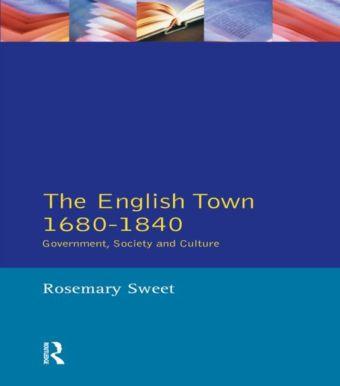 English Town, 1680-1840