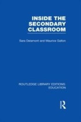 Inside the Secondary Classroom (RLE Edu O)