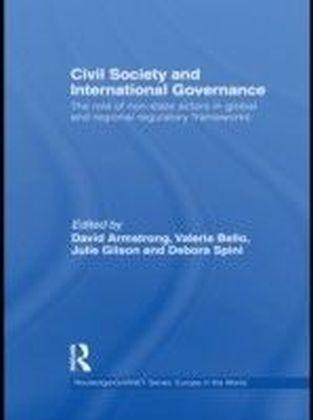 Civil Society and International Governance