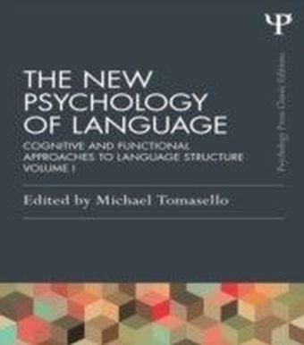 New Psychology of Language
