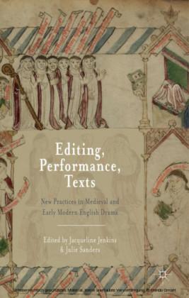 Editing, Performance, Texts