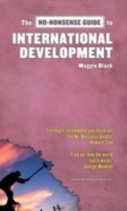 No-Nonsense Guide to International Development