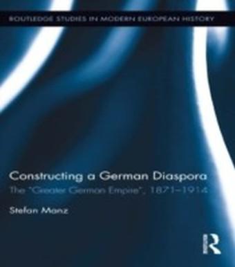 Constructing a German Diaspora