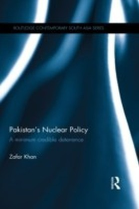 Pakistan's Nuclear Policy