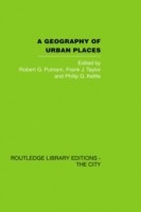 Geography of Urban Places