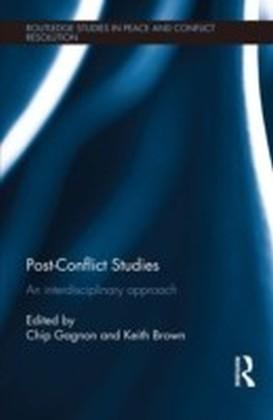 Post-Conflict Studies