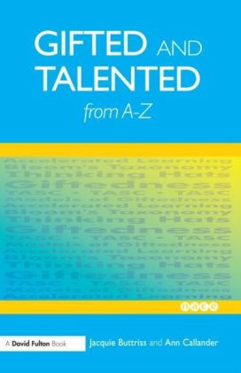 Gifted and Talented Education from A-Z