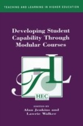 Developing Student Capability Through Modular Courses