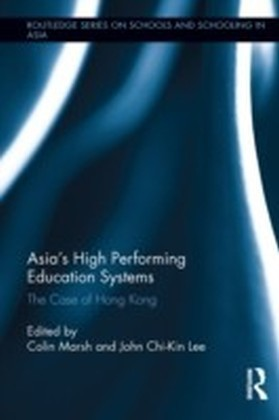 Asia's High Performing Education Systems