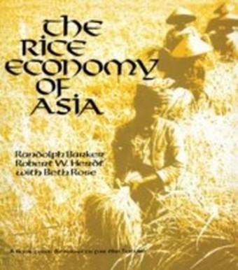 Rice Economy of Asia