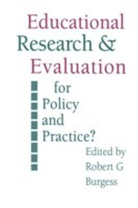 Education Research and Evaluation: For Policy and Practice?