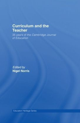 Curriculum and the Teacher